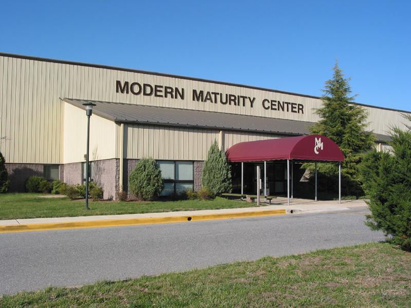 Modern Maturity Center logo